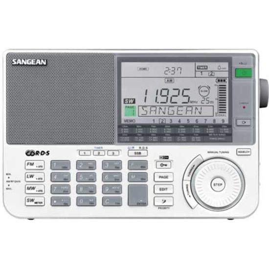 Радиоприемник Sangean ATS-909X white — купить в интернет-магазине ОНЛАЙН ТРЕЙД.РУ