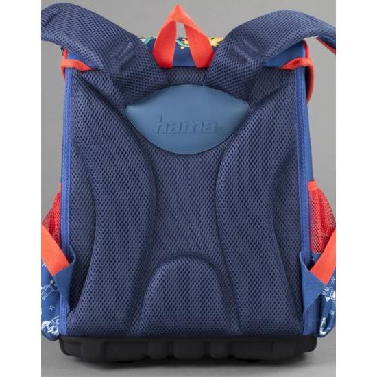 71501eb60e9c Ранец Hama MONSTERS синий/красный Изображение 4 - купить в интернет  магазине с доставкой,