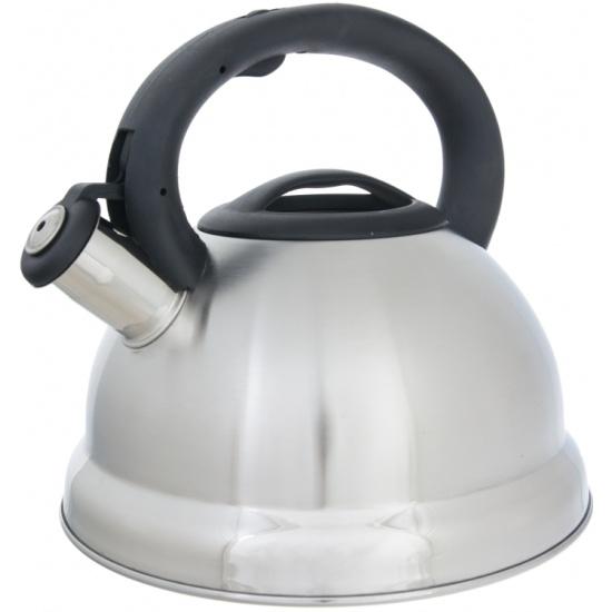 Чайник REGENT inox Linea TEA со свистком, 2,5л — купить в интернет-магазине ОНЛАЙН ТРЕЙД.РУ