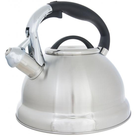 Чайник REGENT inox Linea TEA со свистком, 2,6л — купить в интернет-магазине ОНЛАЙН ТРЕЙД.РУ