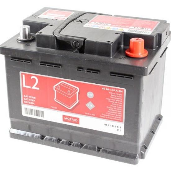 Аккумулятор RENAULT MOTRIO обратная полярность 60 Ач — купить в интернет-магазине ОНЛАЙН ТРЕЙД.РУ