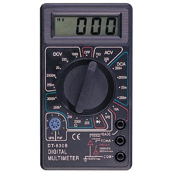 Мультиметр Ресанта DT 830B 61/10/218 - купить по выгодной цене в интернет-магазине ОНЛАЙН ТРЕЙД.РУ Тула
