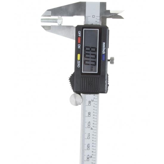 Электронный штангенциркуль REXANT 150 мм 12-9100 - купить по выгодной цене в интернет-магазине ОНЛАЙН ТРЕЙД.РУ Тольятти