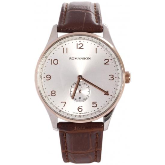 32c3cde353f5 Наручные часы ROMANSON TL0329MM1JAS6R (TL0329 MJ WH), мужские ...
