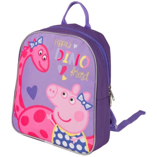 b87f65534b9d Рюкзачок малый РОСМЭН 33604 Свинка Пеппа Дино Изображение 2 - купить в  интернет магазине с доставкой