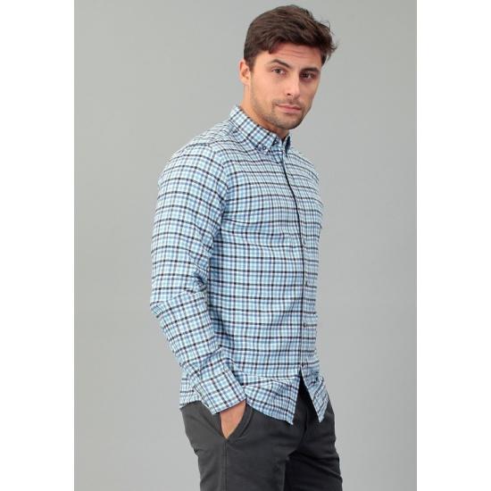 afdf4b5a7a4 Рубашка TOM TAILOR 2019483.70.10-6000-XL мужская
