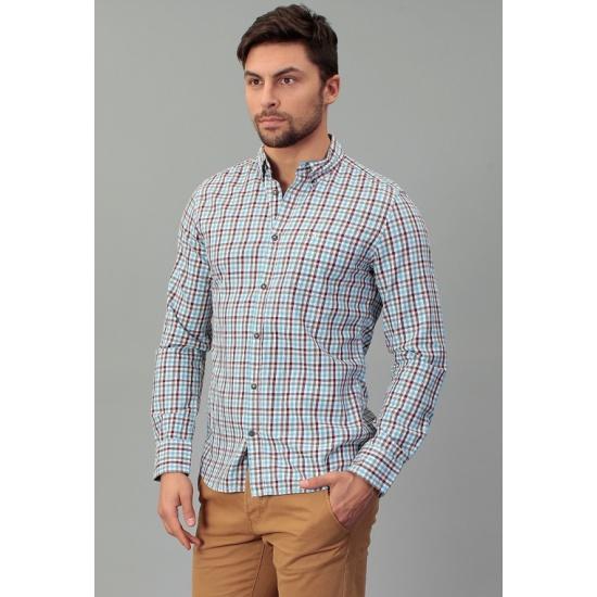 f72dfd7202c Рубашка TOM TAILOR 2019483.70.10-8205-M мужская