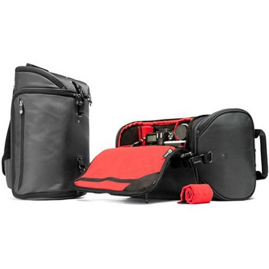 Рюкзак для фотоаппарата booq python redfox старая коллекция рюкзаков