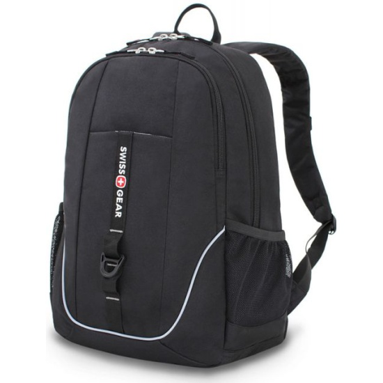 Рюкзак SWISSGEAR чёрный, полиэстер 600D, 26л — купить в интернет-магазине ОНЛАЙН ТРЕЙД.РУ
