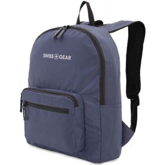 Рюкзак SWISSGEAR складной, серый, 21 л — купить в интернет-магазине ОНЛАЙН ТРЕЙД.РУ