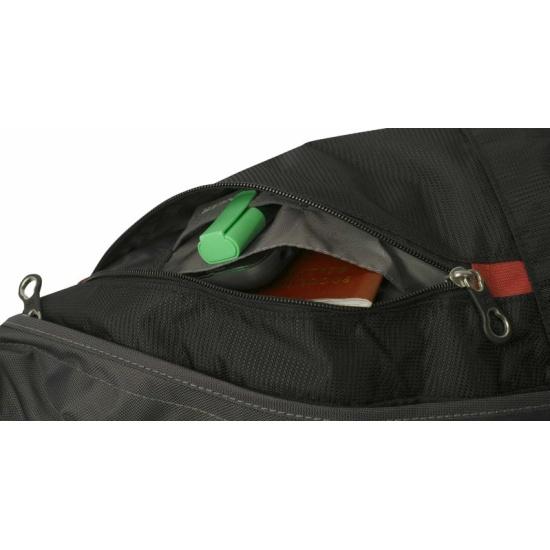 b6c0211f22d0 Рюкзак WENGER 1092230 MONO SLING, черный/серый Изображение 3 - купить в  интернет магазине