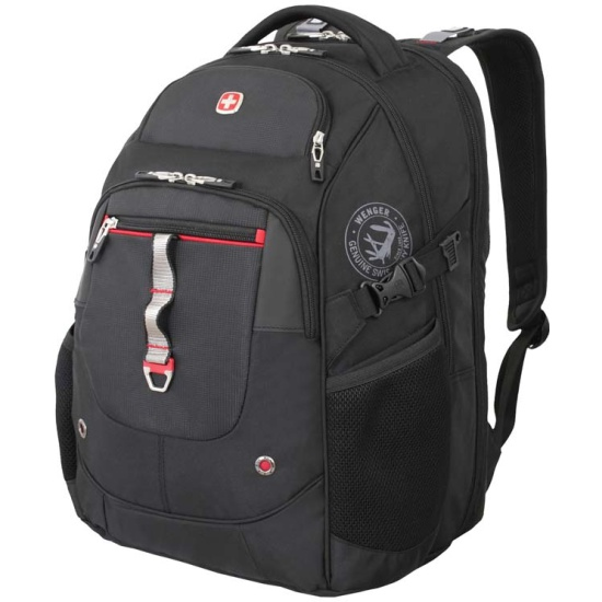 Рюкзак WENGER 6968201408 Black-Red
