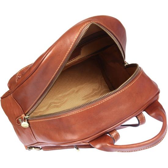 380ccbfd69c9 Рюкзак женский GIANNI CONTI 914309 tan, светло-коричневый Изображение 3 -  купить в интернет