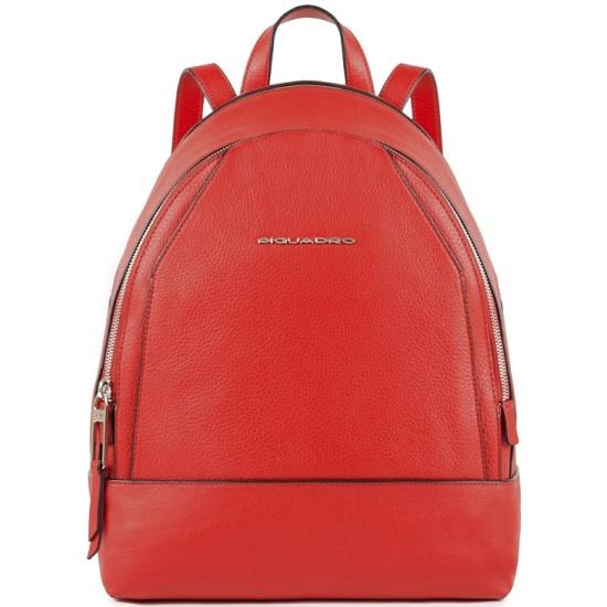 c6b531ee6572 Рюкзак женский PIQUADRO Muse CA4327MU/R, красный - купить в интернет  магазине с доставкой