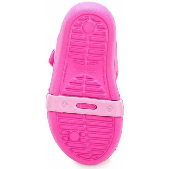 świetne ceny obuwie wysoka jakość Сандалии Crocs 14852-6L4-121 для девочки, цвет фуксия, рус. размер 27