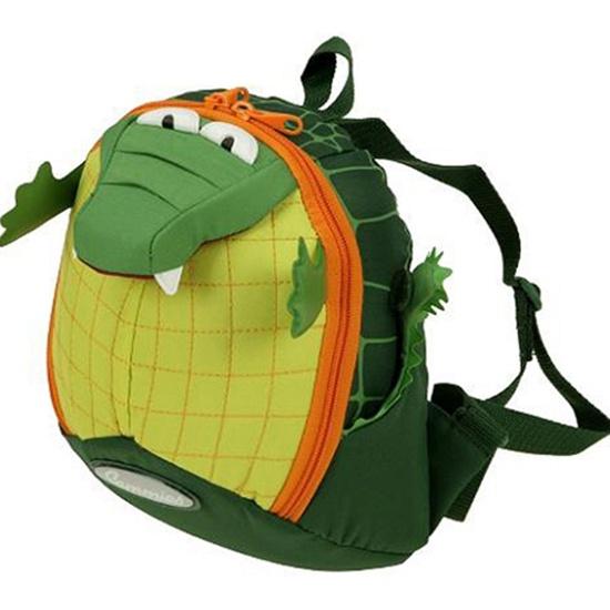 80a551e35544 Рюкзак детский Samsonite 166*025 Funny Face Backpack, крокодил (14)