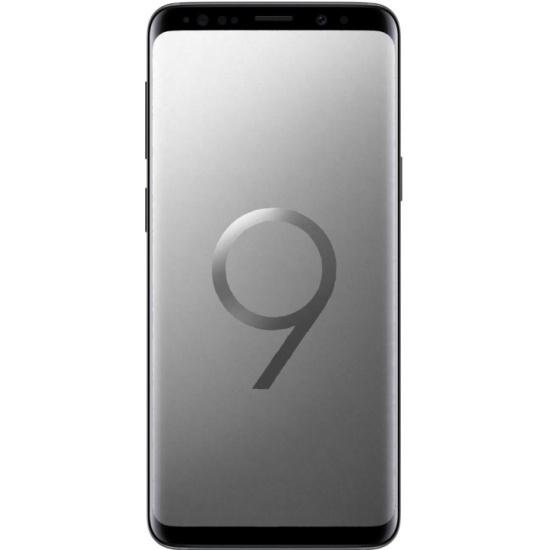 8d684a1935c Смартфон Samsung Galaxy S9 SM-G960F 64Gb титан - купить в интернет магазине  с доставкой