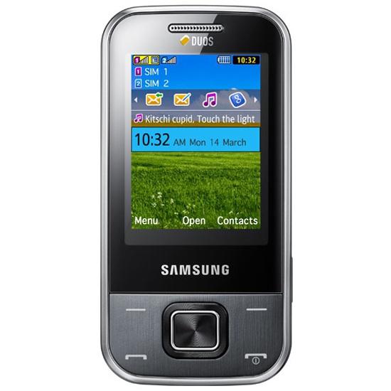 Мобильные телефоны samsung gt-c3752 duos что делать если телефон не заряжается samsung
