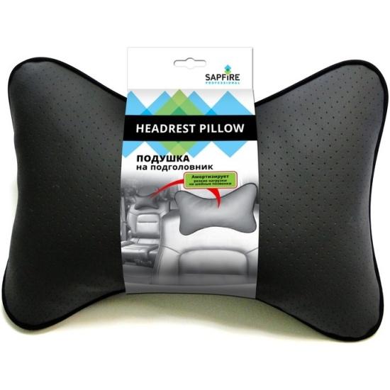 Автомобильная подушка-подголовник своими руками