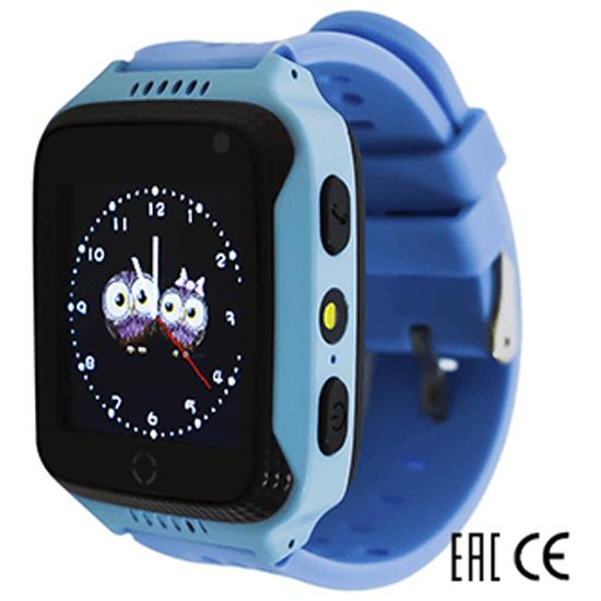 95080cd5b8b1 Детские умные часы Smart Baby Watch G100, голубые