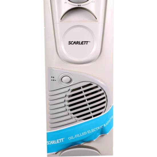 Масляный радиатор Scarlett