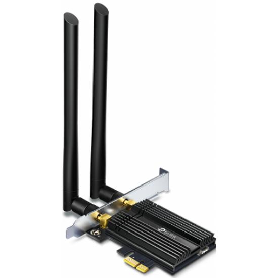 Сетевой адаптер TP-Link Archer TX50E- купить по выгодной цене в интернет-магазине ОНЛАЙН ТРЕЙД.РУ Санкт-Петербург