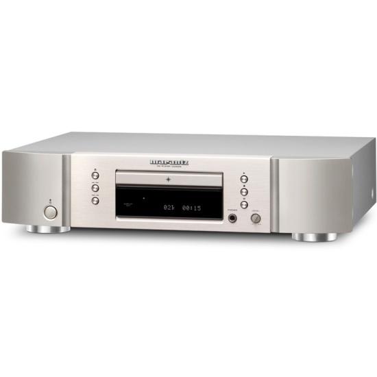 Сетевой аудиоплеер Marantz NA6005, серебристый — купить в интернет-магазине ОНЛАЙН ТРЕЙД.РУ