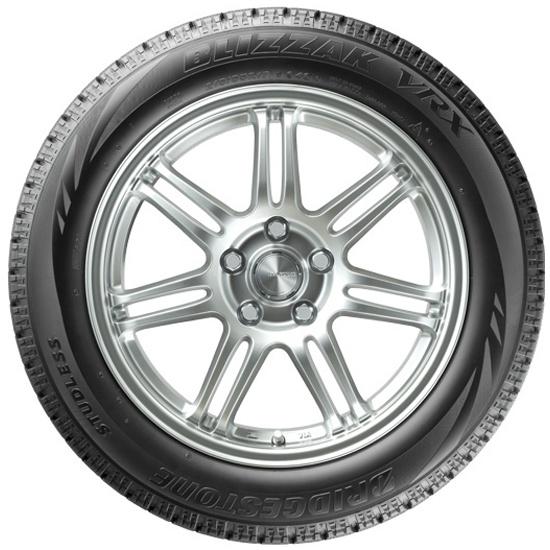 Зимняя шина Bridgestone Blizzak VRX 215/50 R17 91S - фото 5