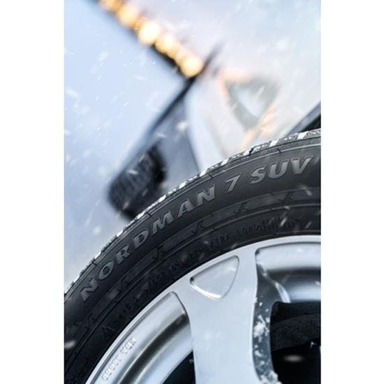 Зимняя шина Nokian Nordman 7 SUV 275/65 R17 119T - фото 3