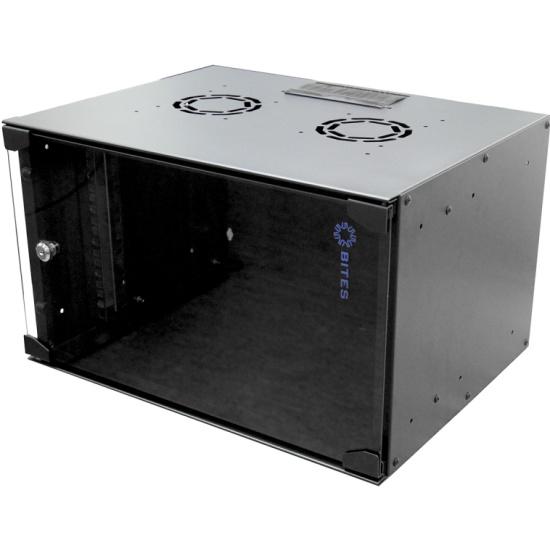 Шкаф настенный 5bites TC5402-06B черный — купить в интернет-магазине ОНЛАЙН ТРЕЙД.РУ