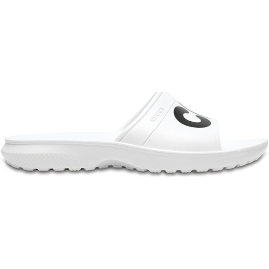 ... Шлёпанцы CROCS 204465-103-M4W6 женские, цвет белый, размер 36-37 ... f98674907e0