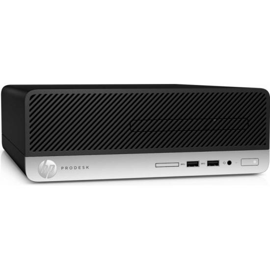 Системный блок HP ProDesk 400 G4 SFF i5-6500 3.2GHz 8Gb 1Tb HD 530 DVD-RW Win7Pro Win10Pro клавиатур