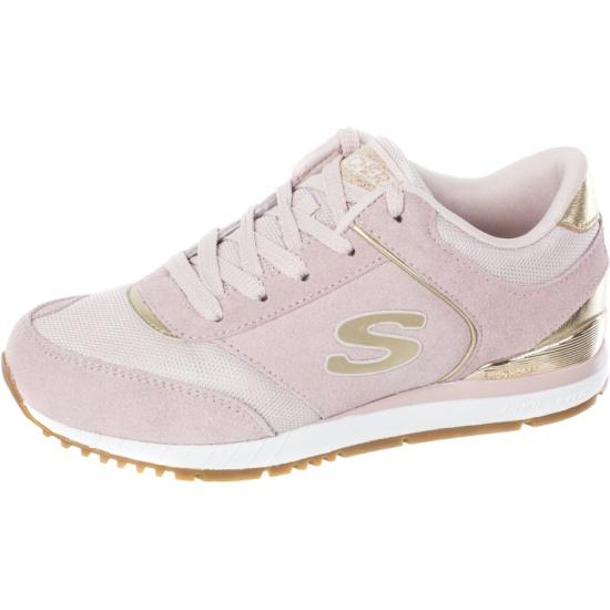 01d9842c Кроссовки Skechers 910-LTPK женские, цвет светло-розовый, размер 36 - купить