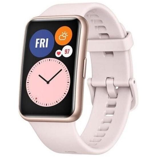 Смарт-часы Huawei Watch Fit Sakura Pink 55025872 - купить по выгодной цене в интернет-магазине ОНЛАЙН ТРЕЙД.РУ Санкт-Петербург