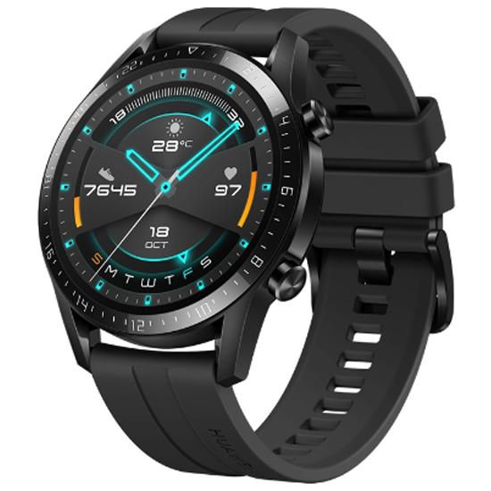 Смарт-часы Huawei Watch GT 2 Black 55024335 - купить по выгодной цене в интернет-магазине ОНЛАЙН ТРЕЙД.РУ Орёл
