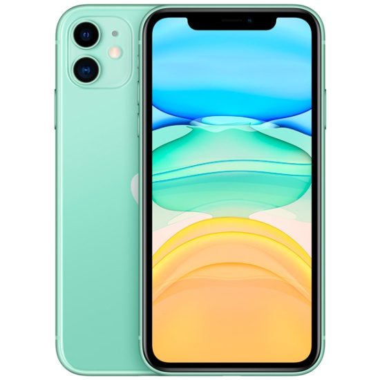 Смартфон Apple iPhone 11 256GB Зелёный MWMD2RU/A - купить по выгодной цене в интернет-магазине ОНЛАЙН ТРЕЙД.РУ Уфа
