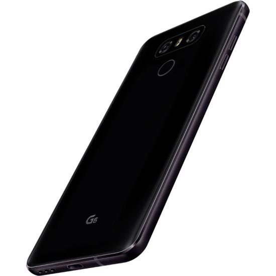 287d90e7f83d7 Смартфон LG G6 H870S Black Изображение 5 - купить в интернет магазине с  доставкой, цены