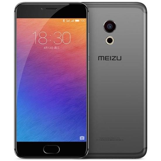 e686acca6326 Смартфон Meizu PRO 6 64Gb Gray Black — купить в интернет-магазине ...