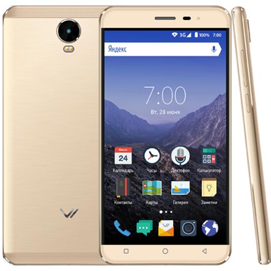 a1174ce51be37 Смартфон Vertex Impress Eagle, золотой - купить в интернет магазине с  доставкой, цены,