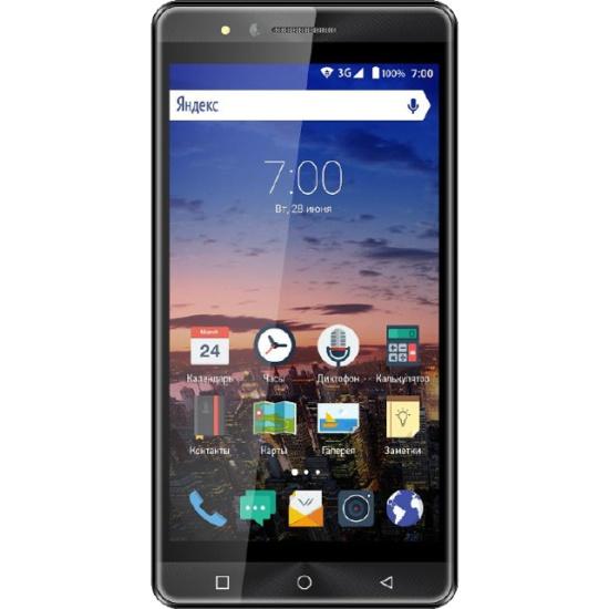 fb60cb75ae4b9 Смартфон Vertex Impress Open, графит - купить в интернет магазине с  доставкой, цены,