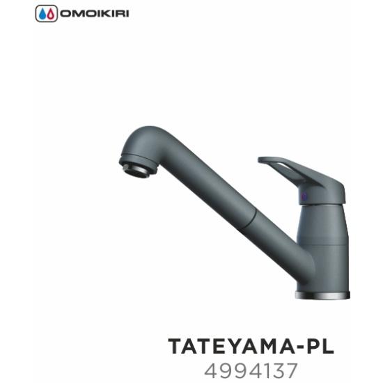Смеситель Omoikiri Tateyama-PL 4994137 — купить в интернет-магазине ОНЛАЙН ТРЕЙД.РУ
