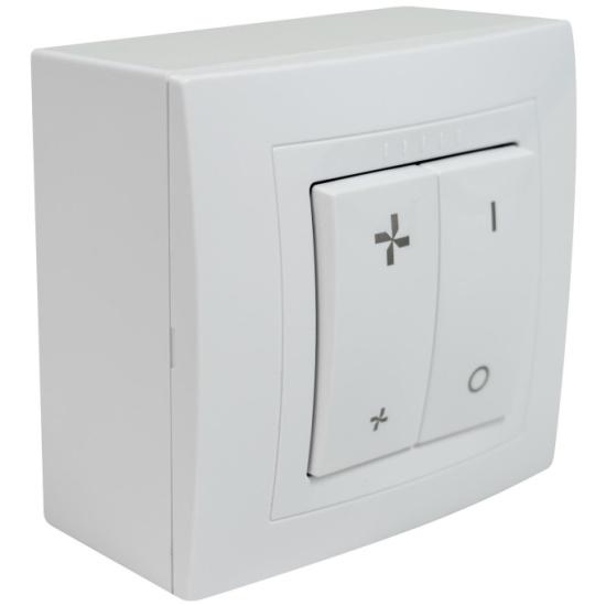 Регулятор скорости SOLER&PALAU REGUL-2 для вентиляторов - купить в интернет магазине с доставкой, цены, описание, характеристики, отзывы
