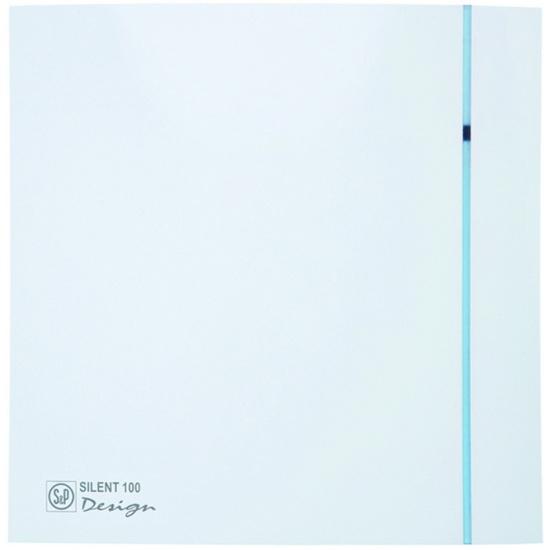 Вентилятор вытяжной Soler & Palau SILENT-100 CZ DESIGN-3C — купить в интернет-магазине ОНЛАЙН ТРЕЙД.РУ