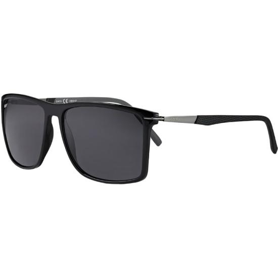 e3b73f8fc946 Солнцезащитные очки ZIPPO OB53-01 чёрные