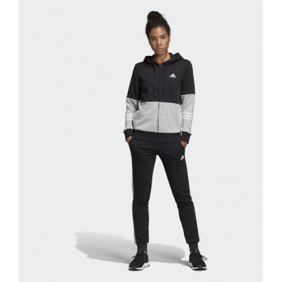 b35b07f248a6 Спортивный костюм ADIDAS DX0767 WTS CO ENERGIZE женский, цвет черный,  размер 40-42