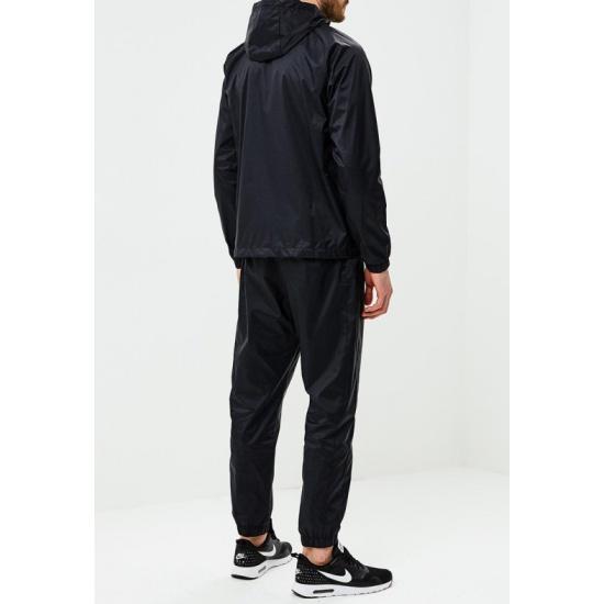 ... Спортивный костюм NIKE 928119-010 M NSW TRK SUIT HD WVN мужской, цвет  черный 300db83e8ff