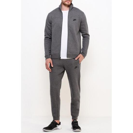 4d0a1dea Спортивный костюм NIKE Nsw Trk Suit 861776-071 мужской, цвет серый, рус.