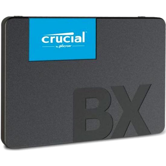 SSD диск Crucial 2.5 BX500 1.0 Тб SATA III 3D NAND (CT1000BX500SSD1)- купить по выгодной цене в интернет-магазине ОНЛАЙН ТРЕЙД.РУ Новосибирск