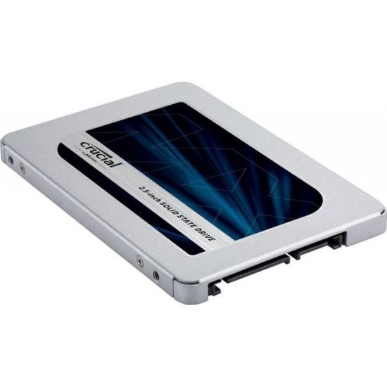 SSD диск Crucial 2.5 MX500 1,0 Tб SATA III TLC (CT1000MX500SSD1N)- купить по выгодной цене в интернет-магазине ОНЛАЙН ТРЕЙД.РУ Новосибирск