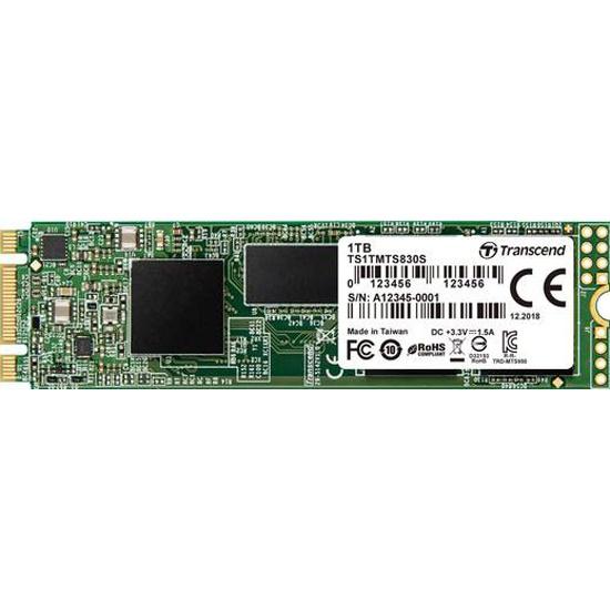 SSD диск TRANSCEND M.2 2280 830S 1,0 Тб SATA III 3D NAND (TS1TMTS830S)- низкая цена, доставка или самовывоз по Нижнему Новгороду. SSD диск Трансенд M.2 2280 830S 1,0 Тб SATA III 3D NAND (TS1TMTS830S) купить в интернет магазине ОНЛАЙН ТРЕЙД.РУ
